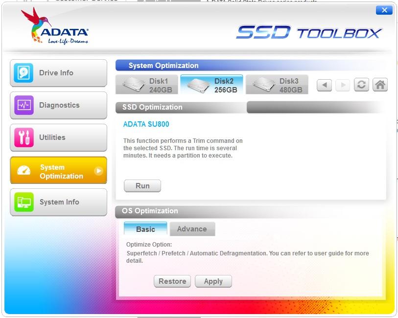 ADATA Ultimate SU800 256GB SSD Review 9