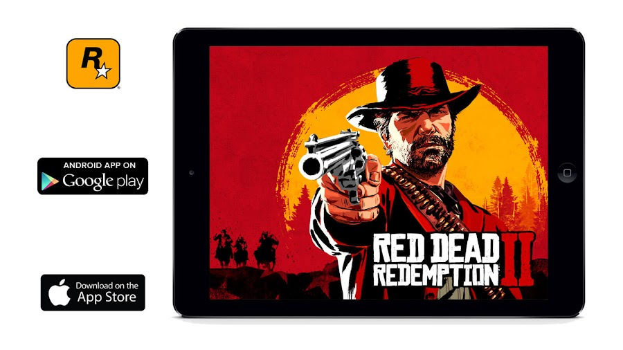 red dead redemption 2 mobile app