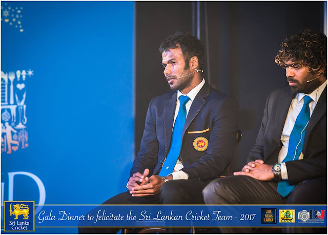 Gala Dinner to felicitate Sri Lankan Cricket Team - Melbourne