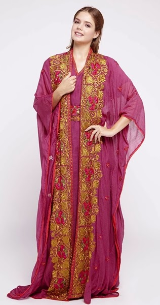 Arab Maxi / Tunics Dress | Colorful Party Wear Arabic ... - photo #48