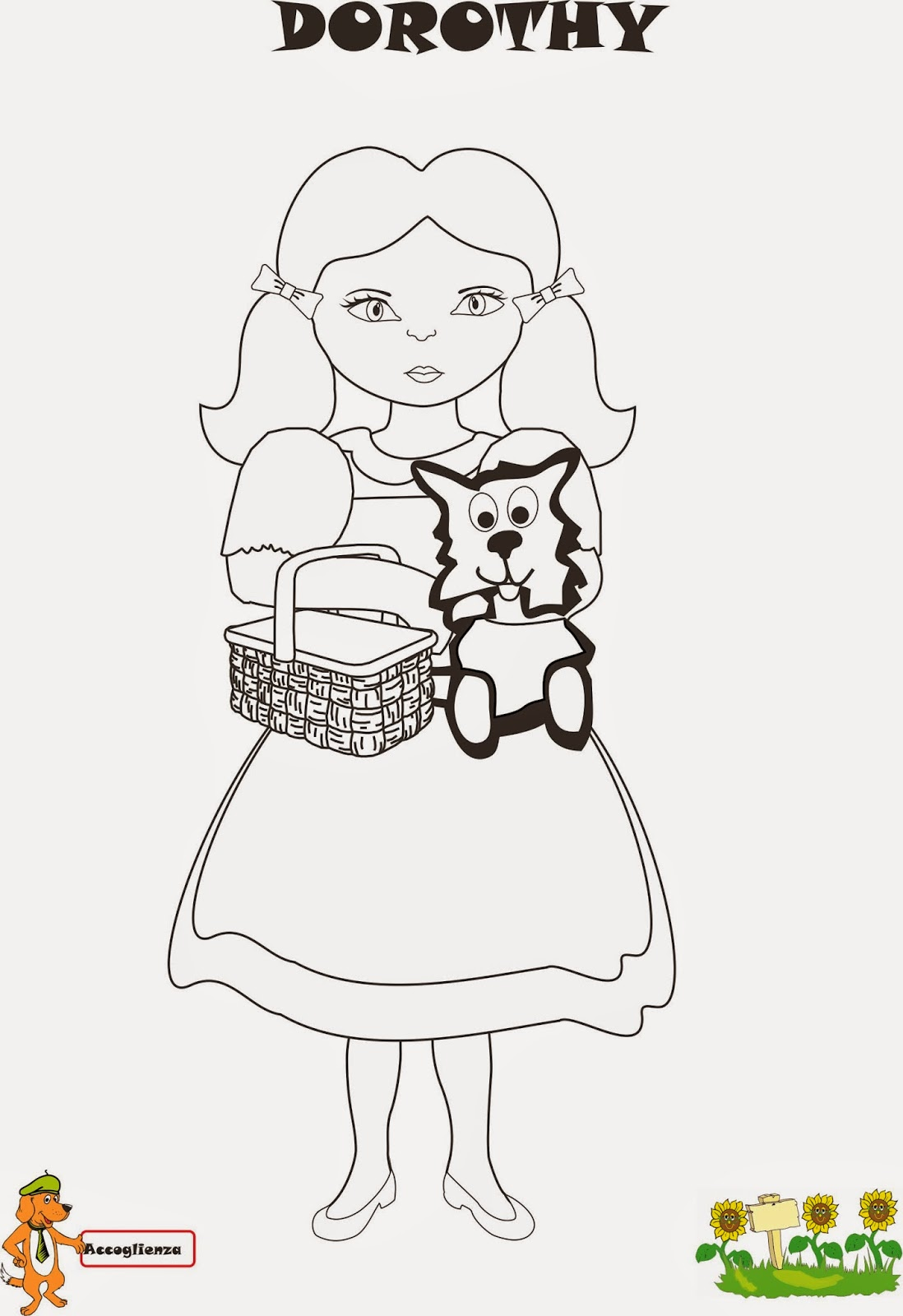 A Scuola Con Poldo Prima Tappa Dorothy Ed Il Magico Mondo Di Oz