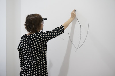 Anna Ridler, Drawing with Sound