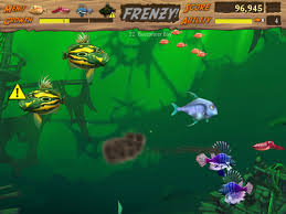 Feeding Frenzy 2: Shipwreck Showdown screenshot 1