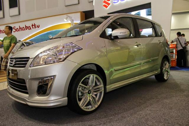 Add On Ertiga Elegant