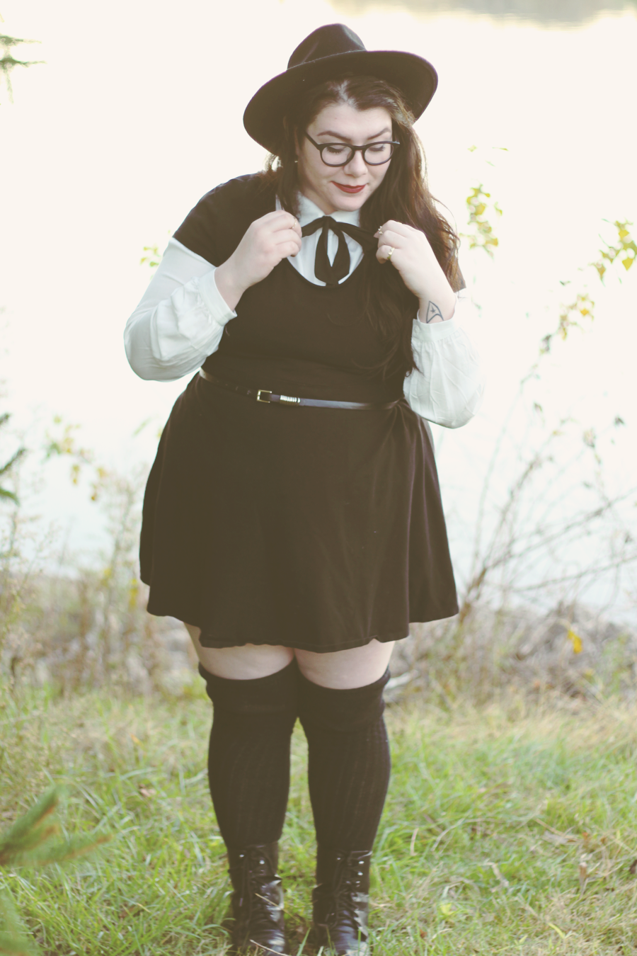 ERA | An outfit on www.katielikeme.com | #fashion #fatshion #plussize