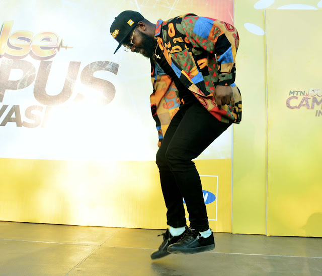 Kwara Surrenders To Excitement!  The MTN Pulse Campus Invasion Is the Real G.O.A.T