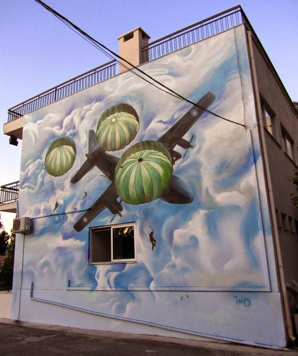 iNO Street Art Athens