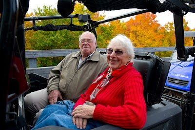 Showcasing the Michigan DNR: Over the river and through the woods: ORV club gets senior citizens on the trail