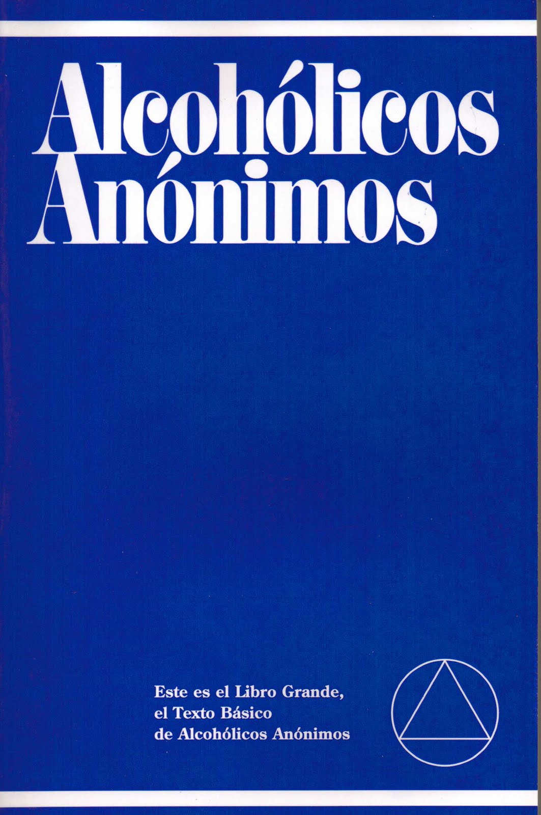 Miss You Libro Alcoholicos Anonimos Libro Azul Ebook Download