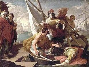 riassunto di storia scritto facile su Giulio Cesare