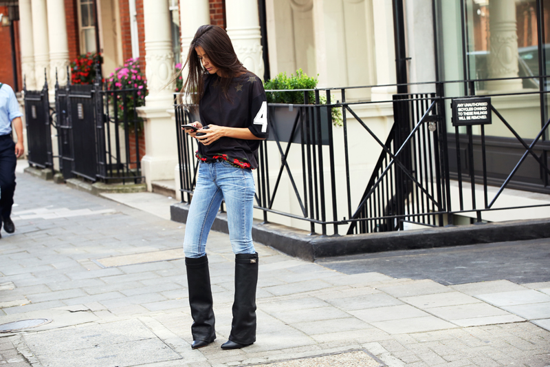acquisto economico 98c14 07f49 Must have: Givenchy boots | Style Shouts