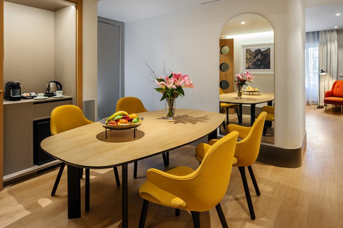 Estudio nap blog for Design hotel madrid
