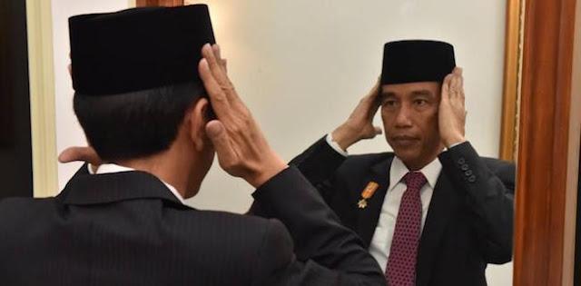 Ichsanuddin Noorsy: Jokowi Jadi Presiden Lagi, Ini Yang Akan Terjadi...