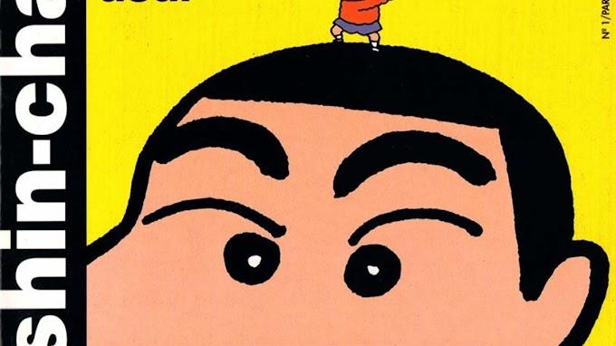 Las ediciones manga de Shin Chan en España