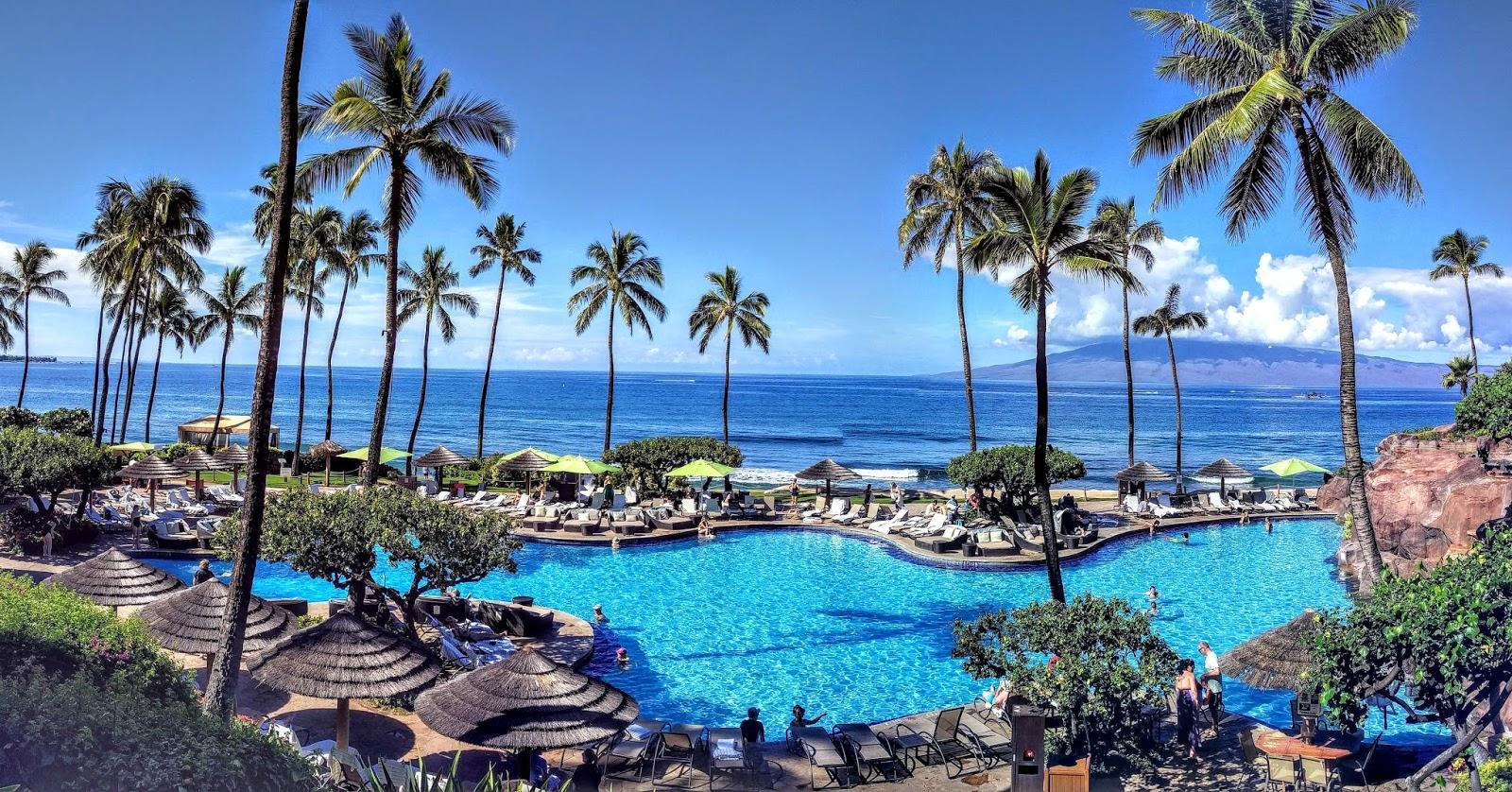 Review Hyatt Regency Maui Resort And Spa Deluxe Ocean