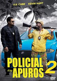 Policial em Apuros 2 - BDRip Dual Áudio