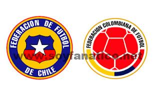 Chile vs Colombia Semifinal Copa Centenario 2016