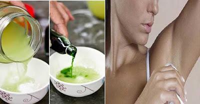 CURIOSIDADES, NOTICIAS, SALUDElimina el sudor excesivo y el mal olor en las axilas con estos remedios caseros!!!
