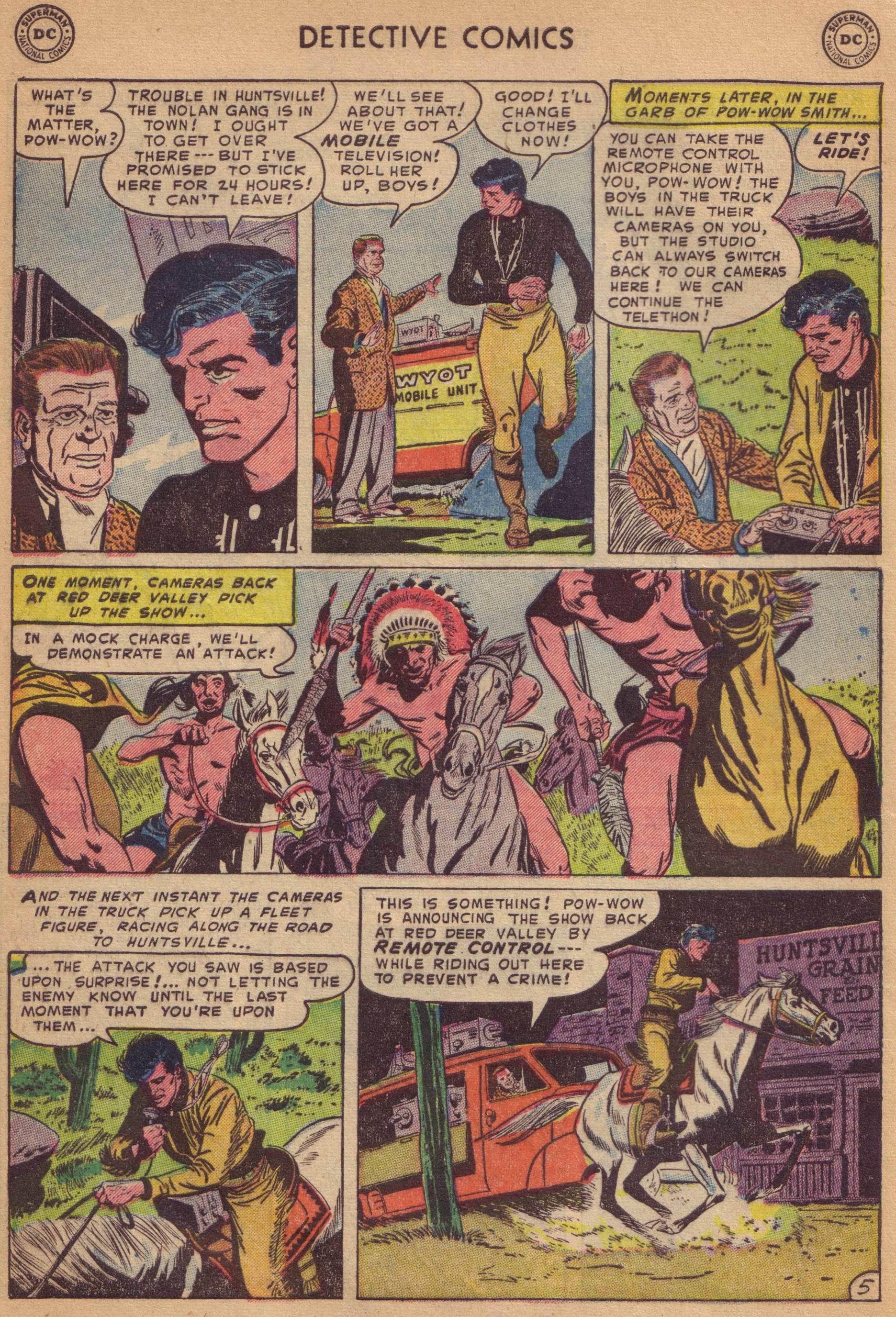 Read online Detective Comics (1937) comic -  Issue #197 - 38