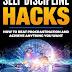 Self Discipline Hacks: How to Beat Procrastination and Achieve Anything You Want (Positive Attitude, Habits, Productive, Psychology) by Natelie Sloane
