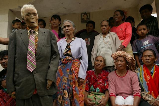 Tradisi Tiwah Dari Kalimantan Tengah