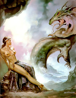Boris Vallejo - the artist