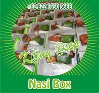 Nasi Kotak di Ciater