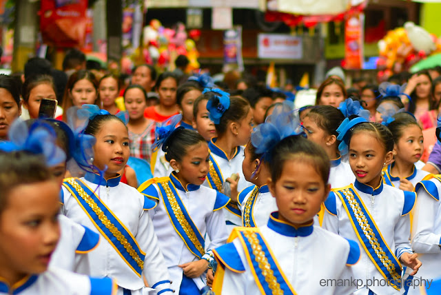 CHINATOWN PHOTOWALK 2016: Marching band