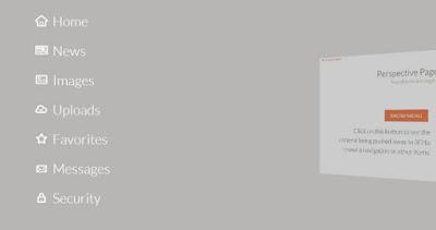 Navigation Menus CSS3 & jQuery - Part2 - Dros4U
