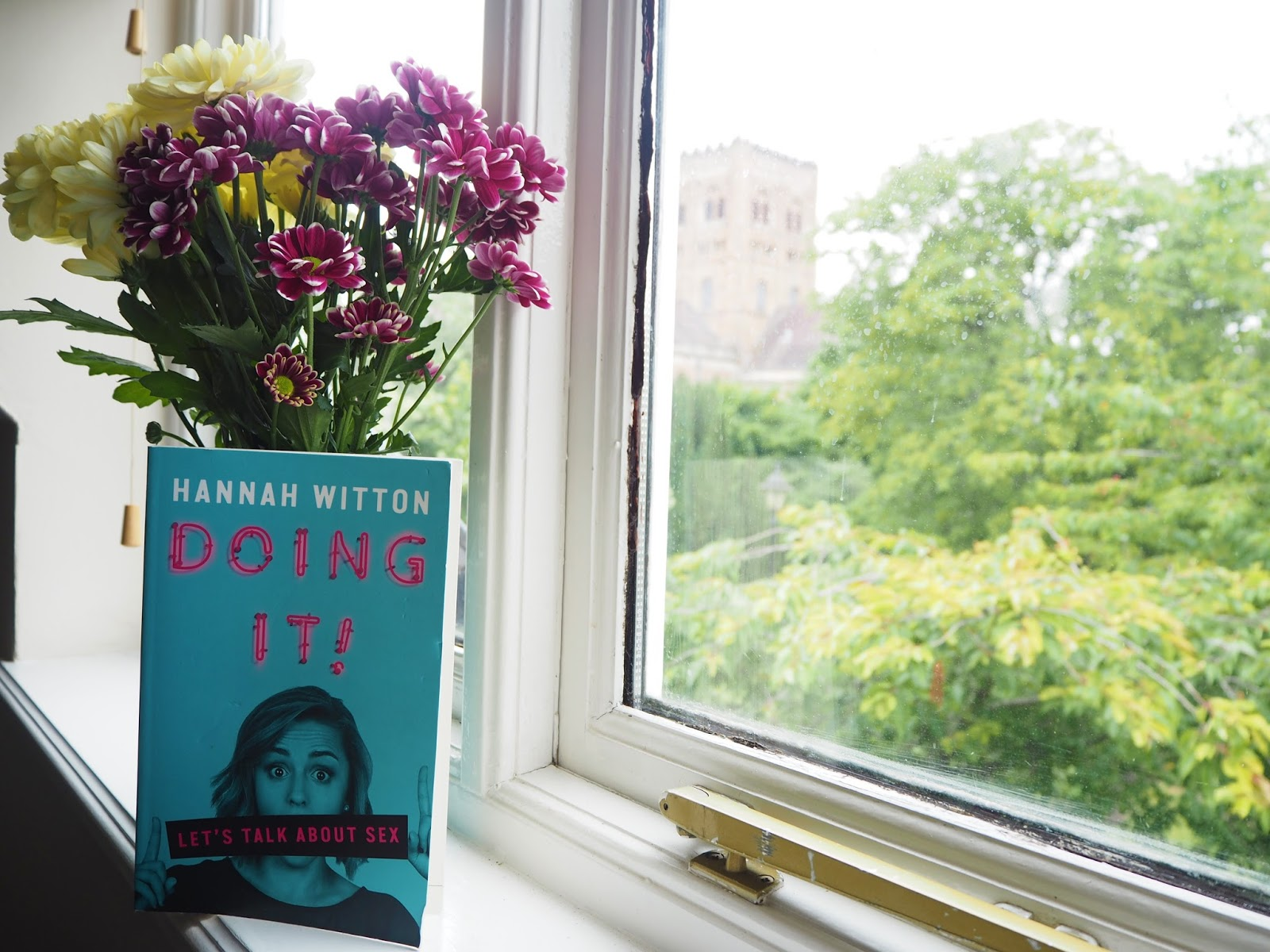 A review of Doing It: Let's Talk About Sex by Hannah Witton