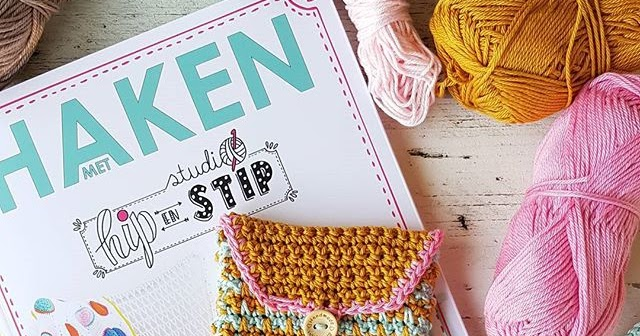 All About Studio Hip En Stip Annemarie And Her Colourful Crochet