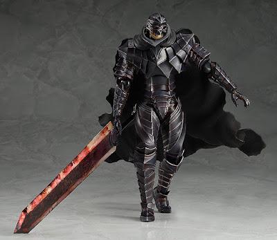"Guts Berserker Armor ver. Repaint / Skull Edition de ""Berserk"" - Max Factory"