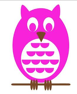 Silhouette Studio, free cut file, owl