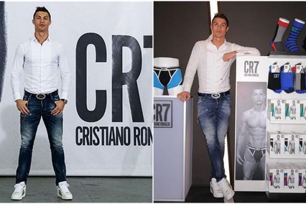 5 Bintang Sepak Bola Ini Punya Bisnis Fashion, Ada yang Bangkrut Lho
