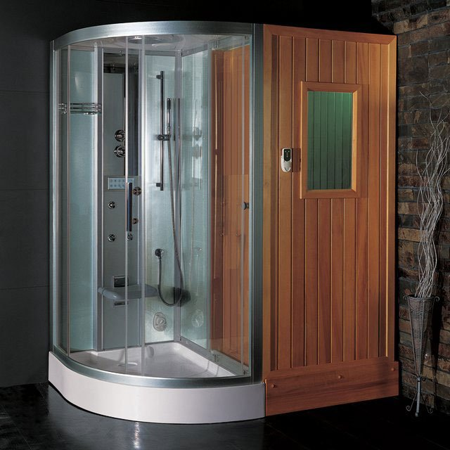 Steam Shower Sauna! Home Decor