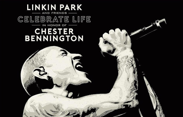 linkin park and friends celebrate life in honor of chester bennington