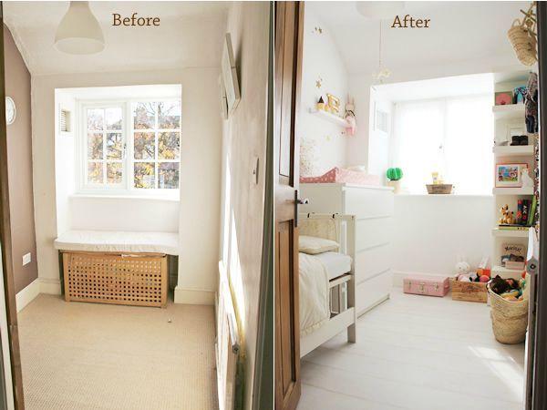 Estrellas en un dormitorio de bebe decorar tu casa es for Foro de decoracion facilisimo