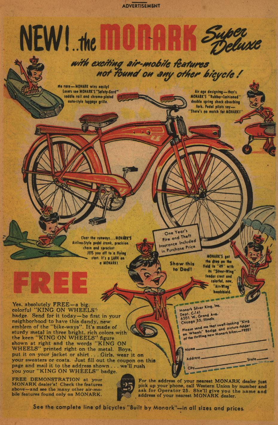 Read online Detective Comics (1937) comic -  Issue #152 - 23