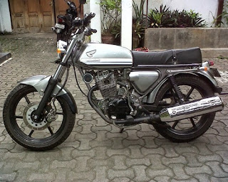 modifikasi cb 100 chopper modifikasi cb 100 klasik