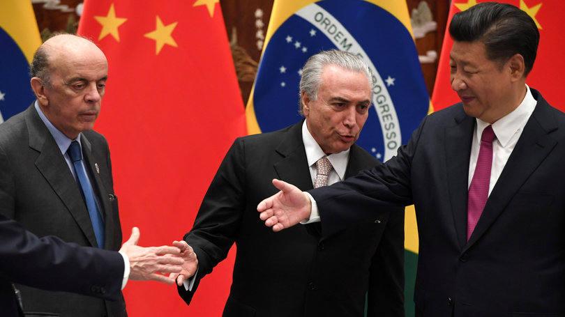"""""""GOLPISTA"""" EM AÇÃO! Maranhão terá aporte de R$ 9,75 bilhões de investidores chineses para siderurgia"""