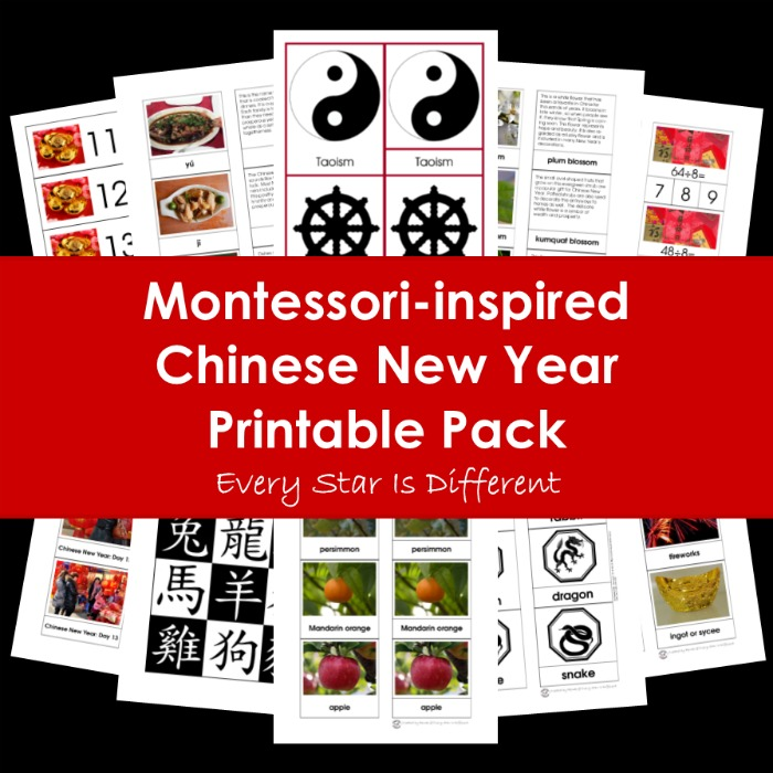Chinese New Year Printable Pack