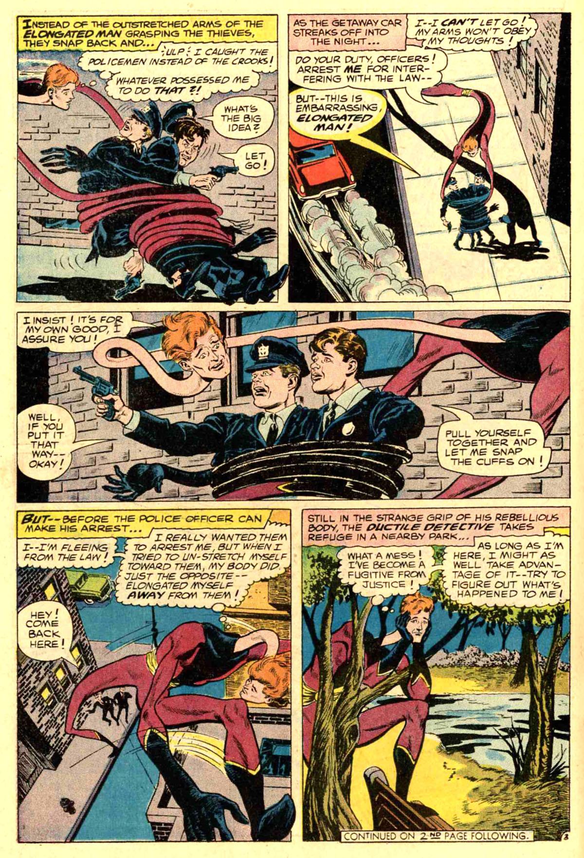 Detective Comics (1937) 365 Page 21