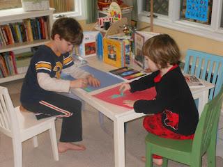 I am NO artist: Montessori and art appreciationMontessori in the Kitchen {Montessori on a Budget}