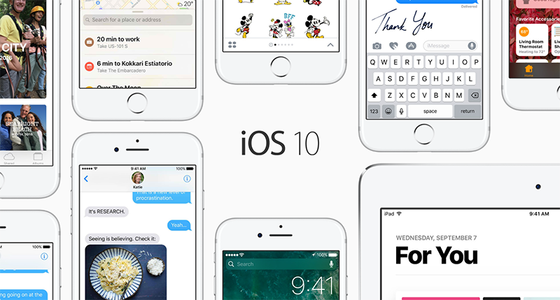 The iOS 10 Update By Apple Bricked Some iDevices, How To Restore It?