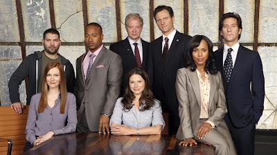 Scandal TV Series Image