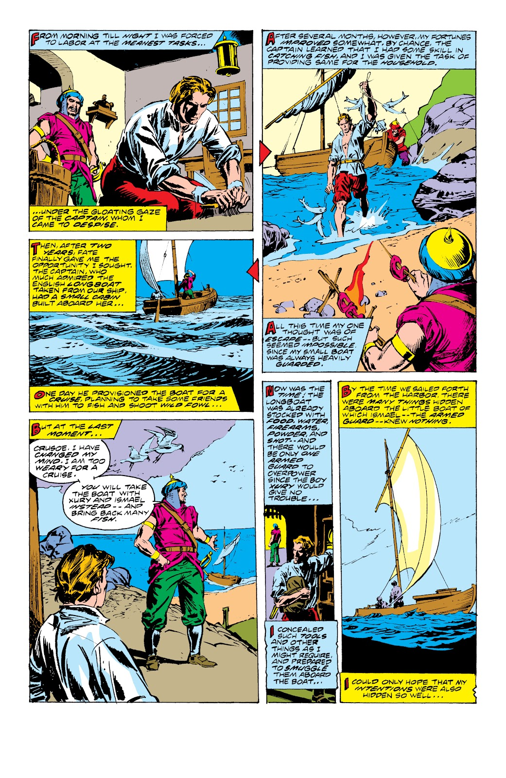 Marvel Classics Comics Series Featuring issue 19 - Page 10