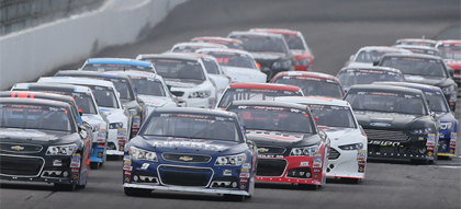 Don't Forget the K&N Pro Series East Race Today (#NASCAR)