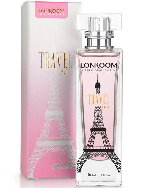 Lonkoom Travel Paris For Women Deo Colonia