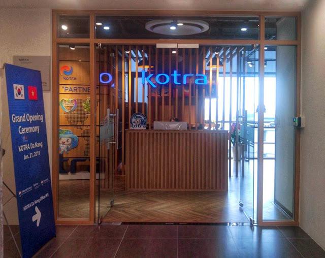 Địa chỉ văn phòng KOTRA tại Đà Nẵng