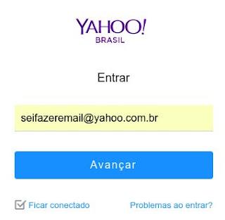 Como deletar Yahoo mail